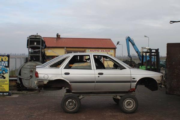 Stacja demontażu pojazdów 2