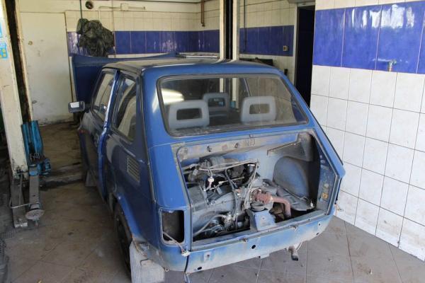 Stacja demontażu pojazdów 33