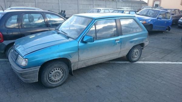 auto zielone 57