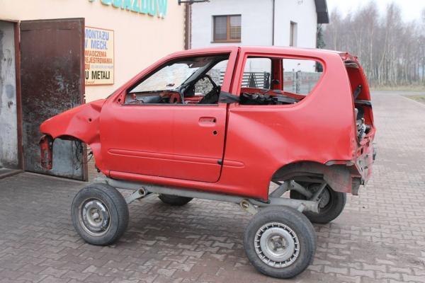 Skup aut i sprzedaż części - Inowrocław - Włocławek 68