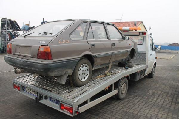 Skup aut i sprzedaż części - Inowrocław - Włocławek - Konin 69