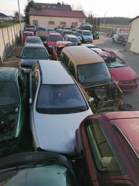 Skup pojazdów 8